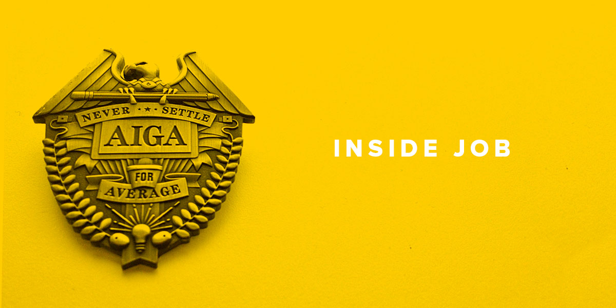 Houston AIGA Inside Job