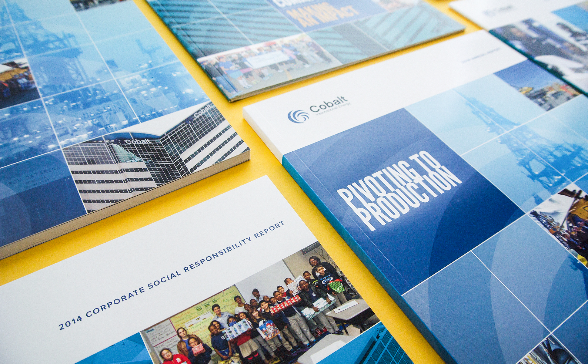 Cobalt International Energy 2014 Annual Report & Corporate Social Responsibility Report