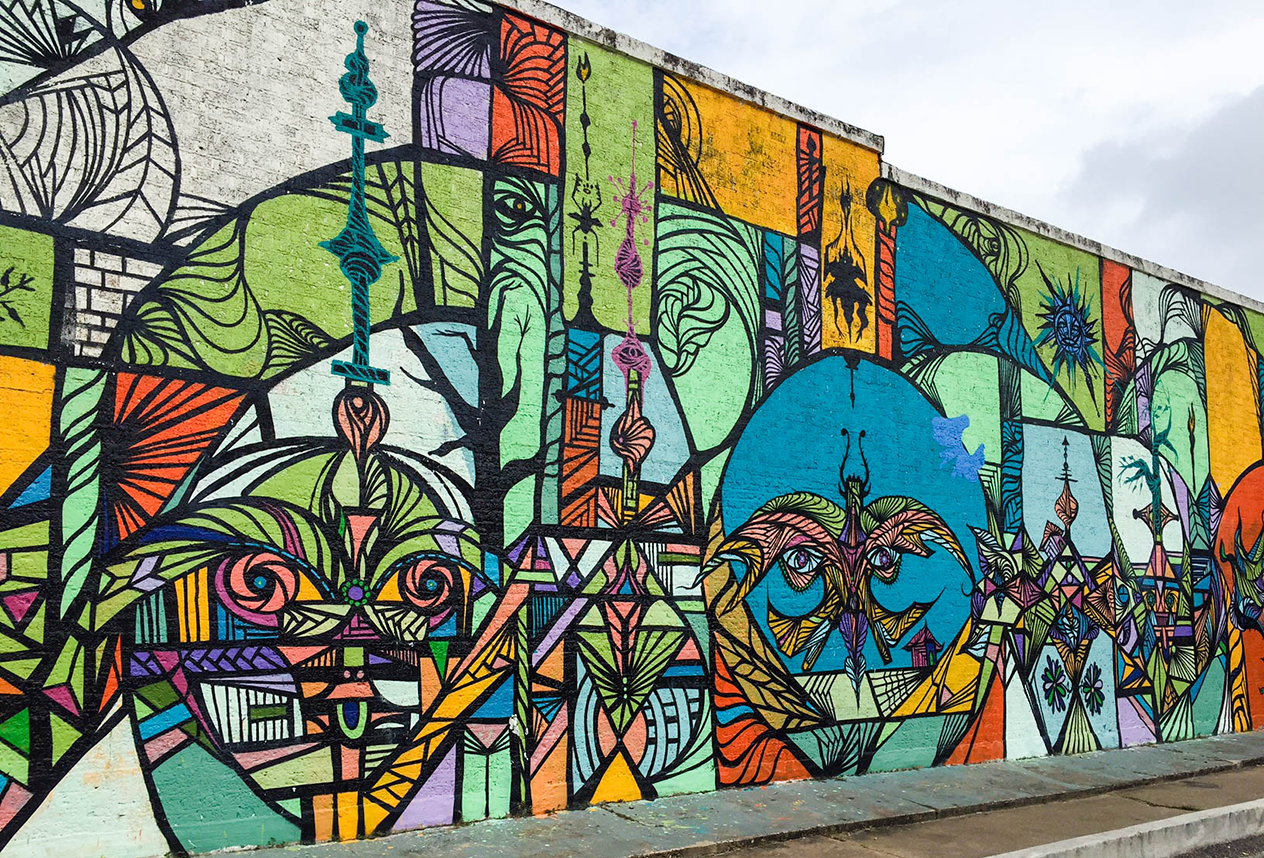 Herring - Houston's Mural Art
