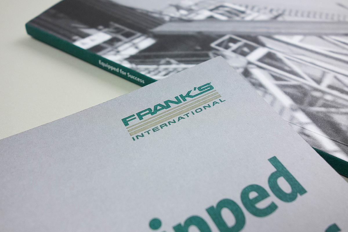 Frank's International Annual Report 2016