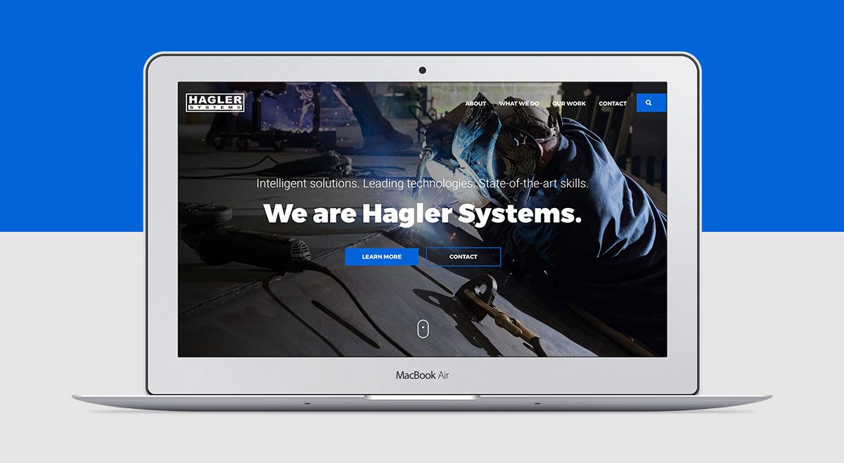 Hagler Home Page